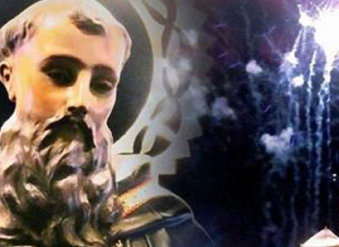Celebración de San Benito Abad en Hinojosa del Duque