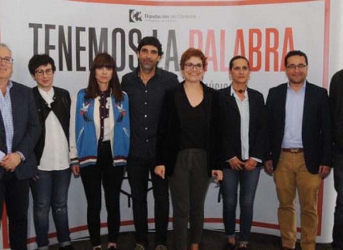 El diálogo entre música y poesía viene a Pozoblanco en 'Tenemos la palabra'