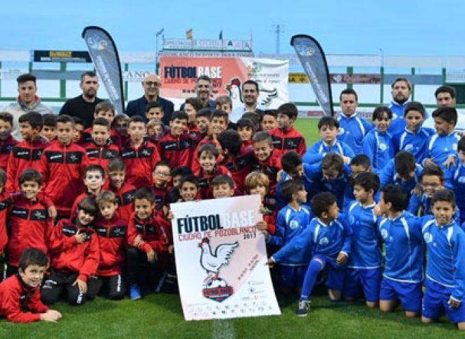 Más de 600 niños participarán en el Torneo Fútbol Base Ciudad de Pozoblanco