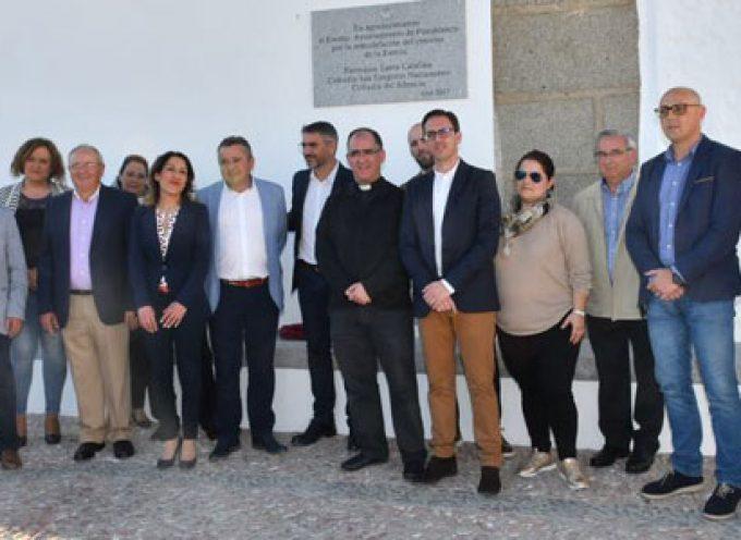El Ayuntamiento de Pozoblanco inaugura las obras de rehabilitación de San Gregorio