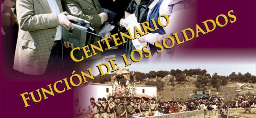 Pedroche celebra el centenario de la 'Función de los Soldados'