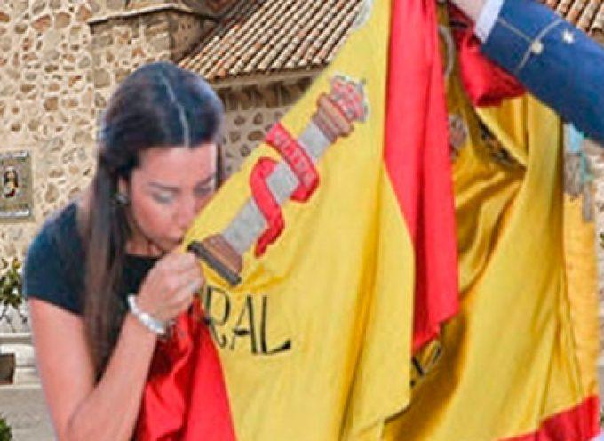 'Jura o Promesa a la Bandera de España' en Dos Torres