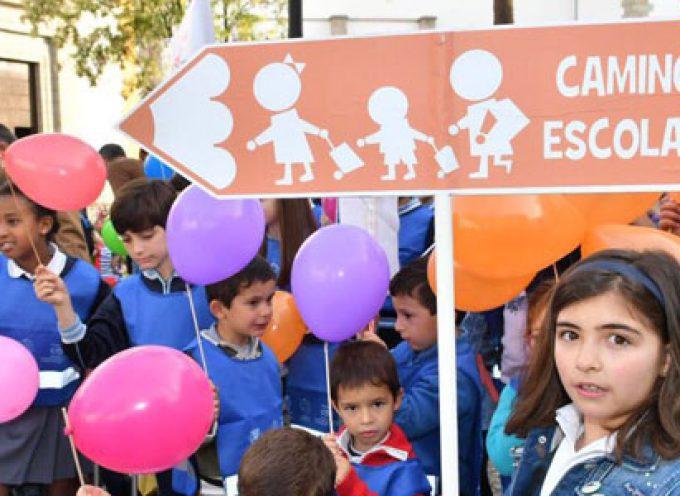 El Ayuntamiento de Pozoblanco inaugura ocho rutas escolares