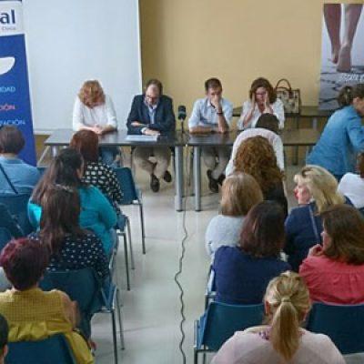 Entregados certificados de profesionalidad a 45 auxiliares del Servicio de Ayuda a Domicilio en Pozoblanco
