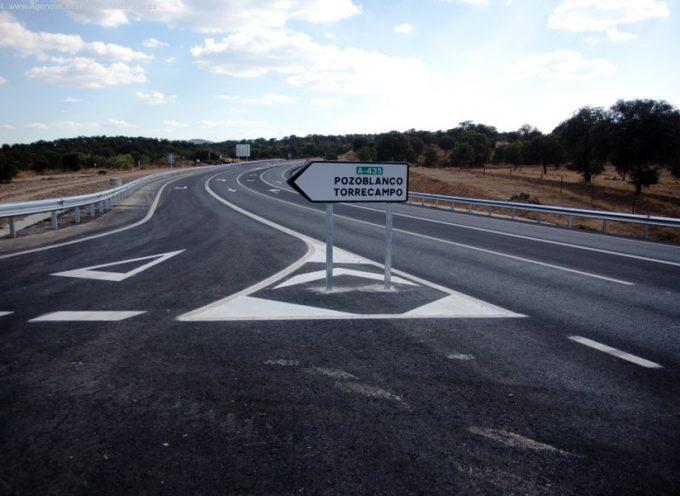 El acondicionamiento de la A-435 en Pozoblanco y de la A-422 como ejemplos de respeto por el medio ambiente