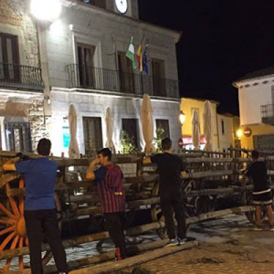Dos Torres se prepara para la 'Tradicional Vaca de San Isidro'