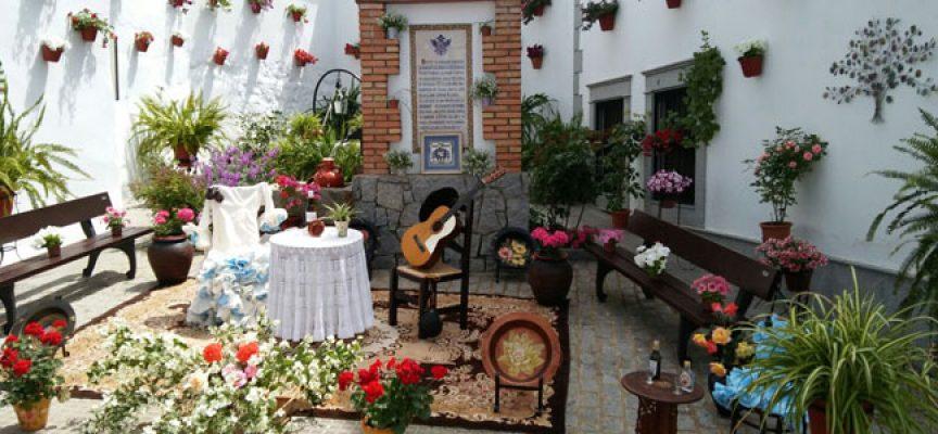Un quinto premio para Villanueva de Córdoba en el III Concurso de Patios, Rincones y Rejas de la Provincia de Córdoba