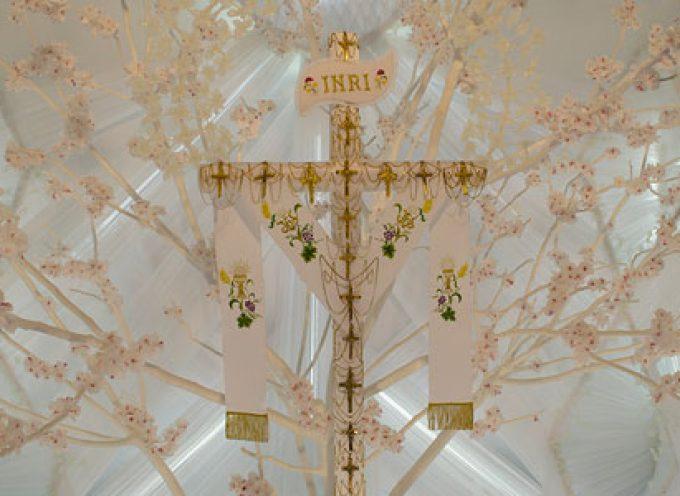 Miles de personas disfrutan de las cruces de Añora con un gran ambiente festivo