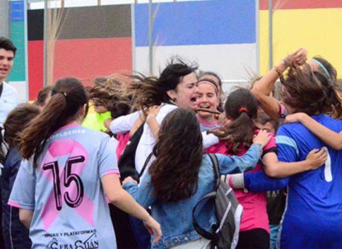 El CD Pozoalbense logra el ascenso a 2ª División Nacional Femenina