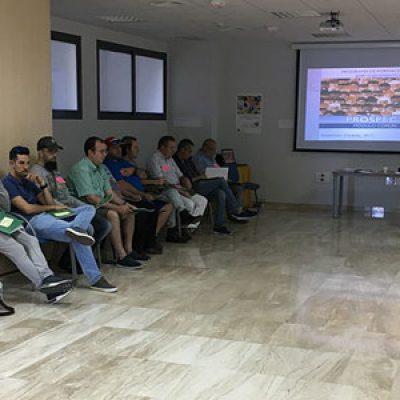 El Hospital Valle de los Pedroches acoge un curso sobre empoderamiento y ayuda mutua en Salud Mental