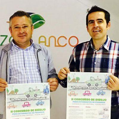 Urbanismo de Pozoblanco y la cofradía de San Cristobal pone en marcha un concurso de dibujo