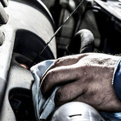 Un taller mecánico de Muser Prode es una de las 19 empresas de Córdoba incentivada por la Agencia IDEA
