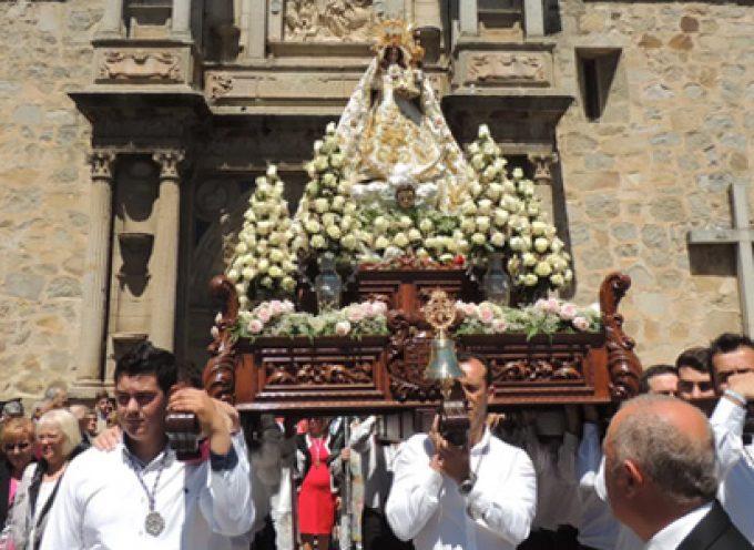 Hinojosa del Duque ha venerado a su Patrona, la Virgen de la Antigua