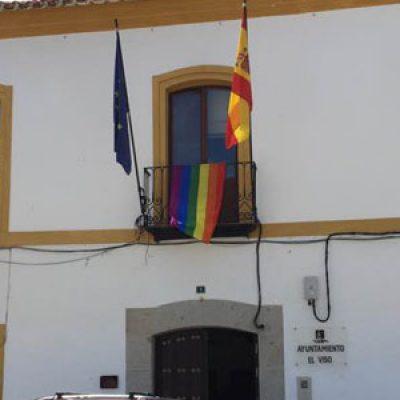El Ayuntamiento de El Viso recuerda que hoy es el día contra la homofobia, transfobia y bifobia