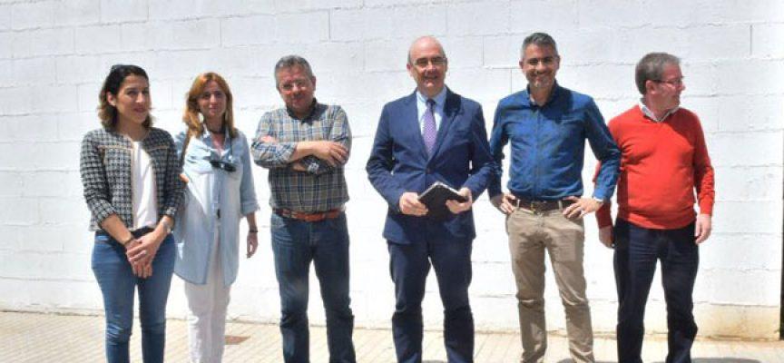 El Ayuntamiento de Pozoblanco cede un solar para la construcción de una nueva oficina de Empleo