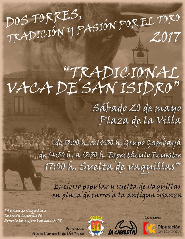 Tradicional Vaca de San Isidro