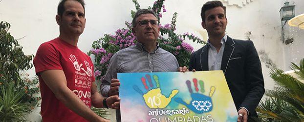 Las Olimpiadas Rurales cumplen 10 años 'en un gran estado de forma'