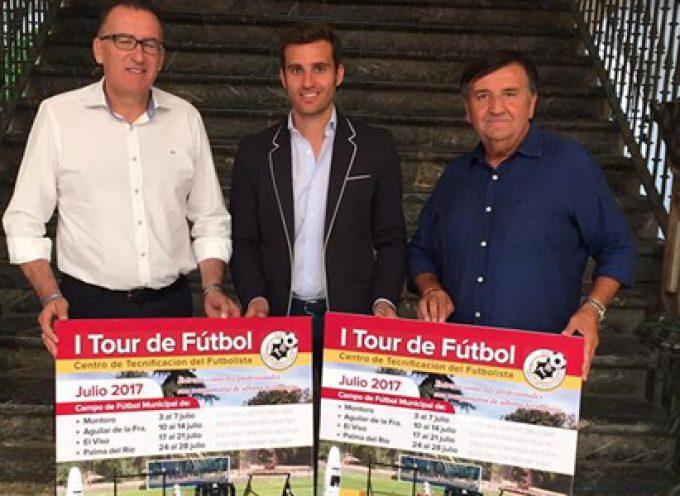 El I Tour de Fútbol pasará por El Viso