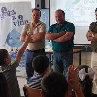 Aguas de Córdoba promueve el consumo responsable en Belalcázar
