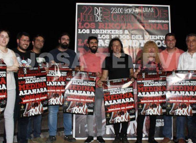 Presentado en Hinojosa del Duque el Jamón Rock 2017