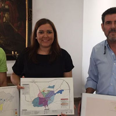 La Agencia Provincial de la Energía entrega a Cardeña su plan de movilidad urbana sostenible