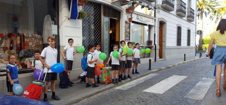 Clausuradas las rutas escolares diseñadas desde el Ayuntamiento de Pozoblanco