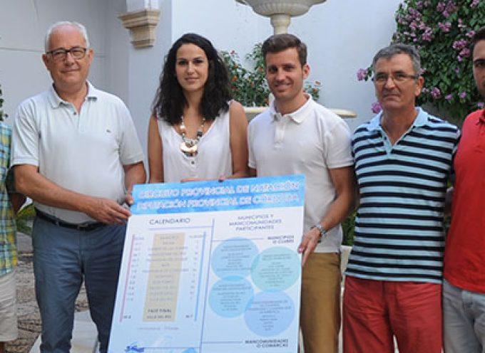 El Circuito Provincial de Natación pasará por Villanueva del Duque, Villanueva de Córdoba y Dos Torres