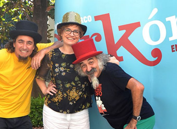 La Diputación lleva a Villaralto y Añora una nueva edición del festival de circo 'Cirkómico'