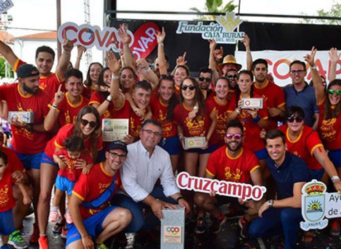 El Cantarete gana las décimas Olimpiadas Rurales de Los Pedroches