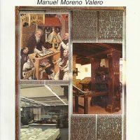 Libro 'Escritores pozoalbenses', de Manuel Moreno Valero