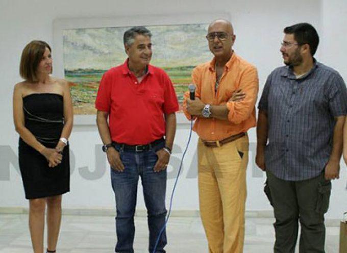 El Centro Cultural de Hinojosa del Duque acoge la pintura de Fareed Nawabi