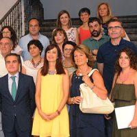 Familiares de Enfermos de Alzheimer Entretodos de Hinojosa del Duque entre los beneficiados de la Fundación Social de La Caixa