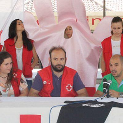 La duodécima Noche Solidaria de Cruz Roja en Hinojosa del Duque será más lúdica y participativa