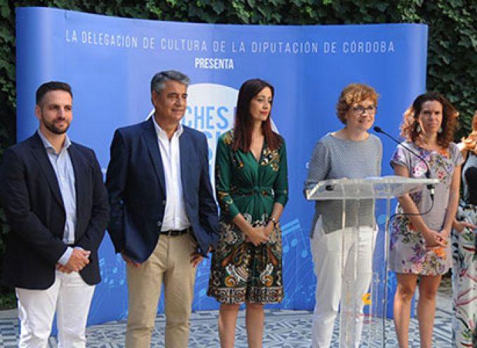 La Diputación de Córdoba programa cinco 'Noches de Música y Cine', una de ellas en Hinojosa del Duque