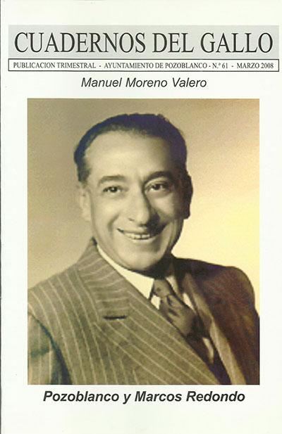 Pozoblanco y Marcos Redondo