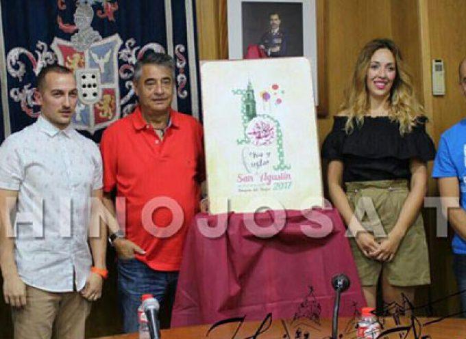 Hinojosa del Duque presenta su cartel para la Feria y Fiestas de San Agustín 2017