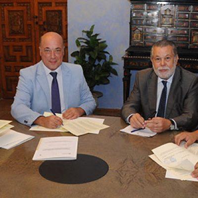 Diputación permitirá la puesta en marcha de diversas infraestructuras municipales en El Guijo y Villanueva del Duque
