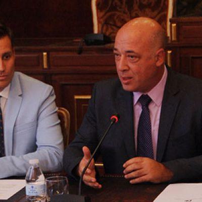Beneficiadas las Olimpiadas Rurales de los convenios firmados con Diputación sobre iniciativas deportivas