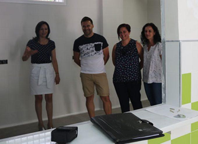 La Junta destina 26.781 euros para dotar de comedor escolar al CEIP Virgen de Luna, de Pozoblanco