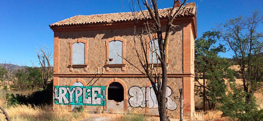 El Ayuntamiento de El Viso critica el deterioro de la 'Estación de Belalcázar'