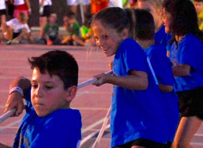 'Los Cantareros' y 'Los Tradicionales' ganan las Miniolimpiadas Rurales de Los Pedroches