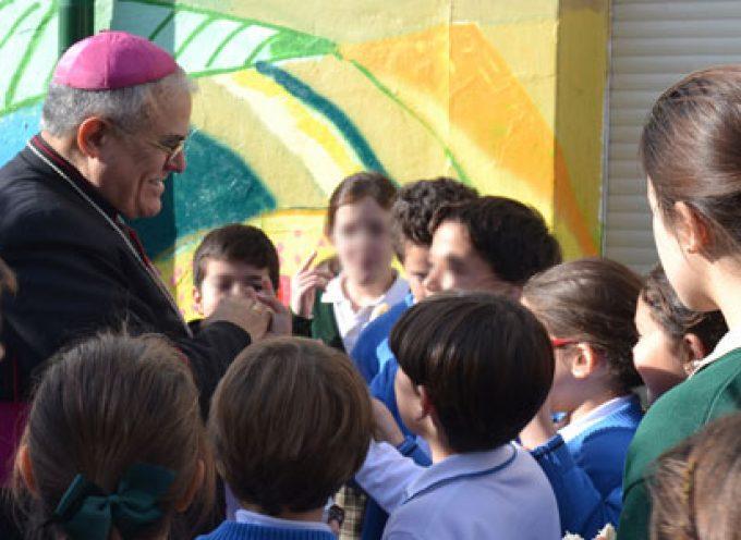 El Obispo iniciará en la Vicaría de la Sierra su segunda visita pastoral a la Diócesis