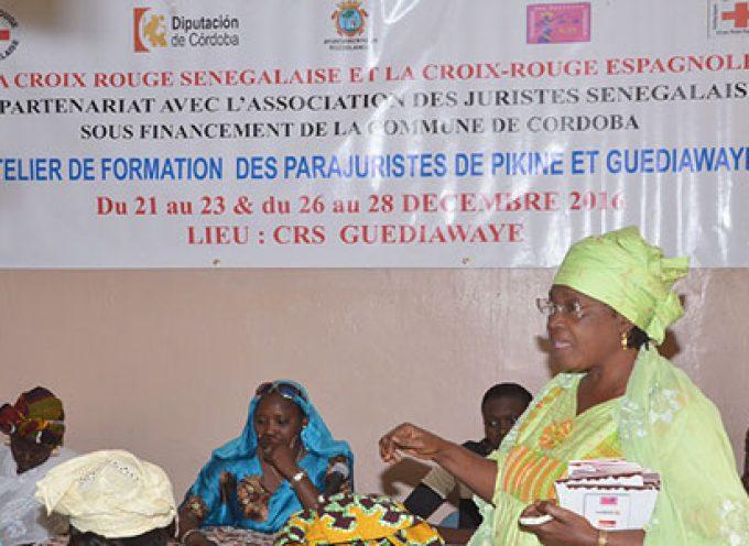 Diputación y Ayuntamiento de Pozoblanco colaboran con Cruz Roja para defender los derechos de la mujer en Senegal