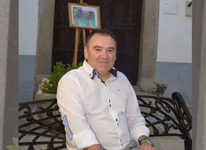 Rafael Romero Ramírez, pregonero de la Feria y Fiestas de la Virgen del Buensuceso en Villaralto