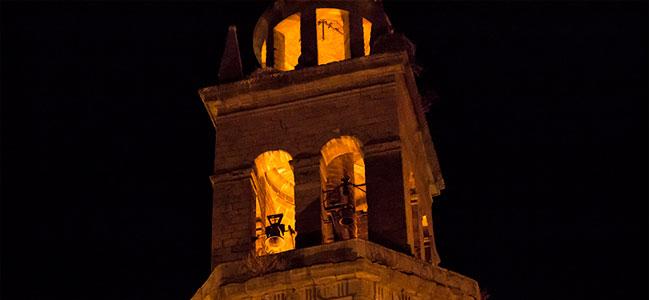 Torre parroquial de Pedroche