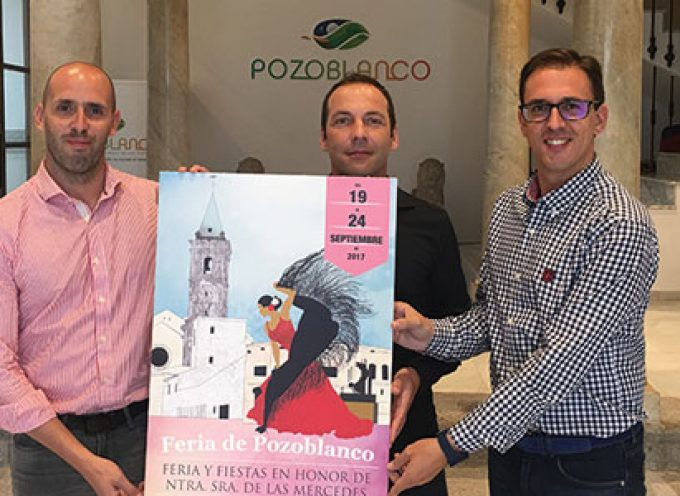 Los pozoalbenses eligen el cartel de la Feria de las Mercedes 2017