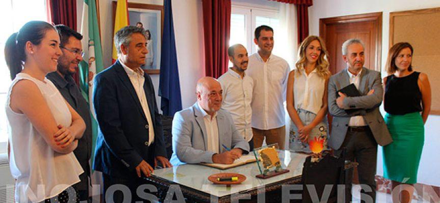 Diputación destina más de un millón de euros a inversiones en Hinojosa del Duque durante los últimos dos años