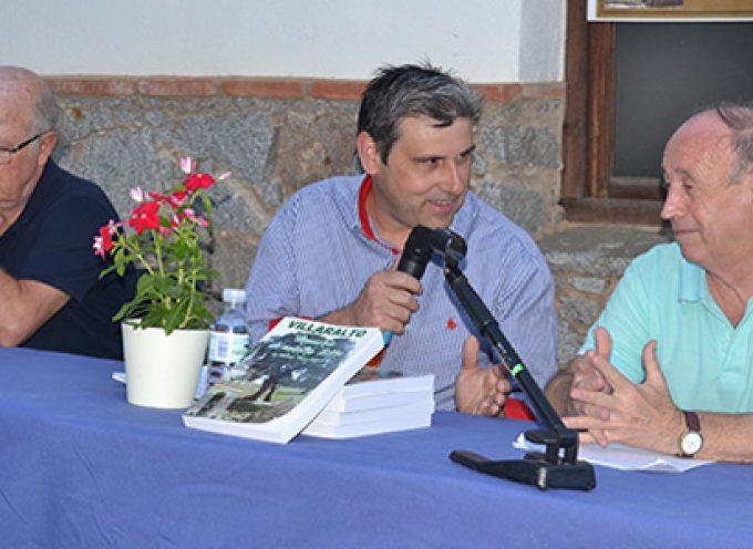 Antonio Funes presenta 'Villaralto, memoria de nuestra tierra' en el Museo del Pastor [vídeos]
