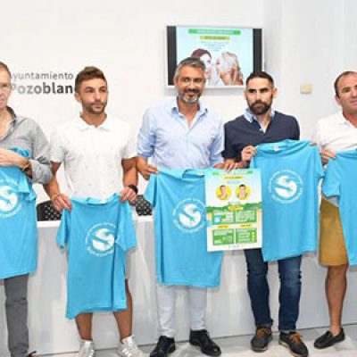 El Ayuntamiento de Pozoblanco colabora en un reto solidario en beneficio de la asociación Sueño Compartido