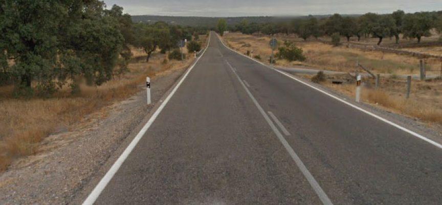Adjudicada la obra de mejora de la carretera A-424, entre Cardeña y Pozoblanco